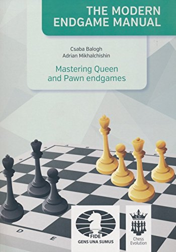 amazon com the modern endgame manual mastering queen and pawn rh amazon com Chess Endgame Pawns Chess Endgame Strategies