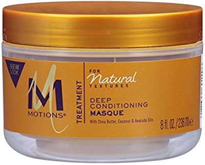 Motions Naturally You Deep Conditioning Masque, 8 oz