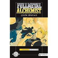 FULL METAL ALCHEMİST 9 ÇELİK SİMYACI