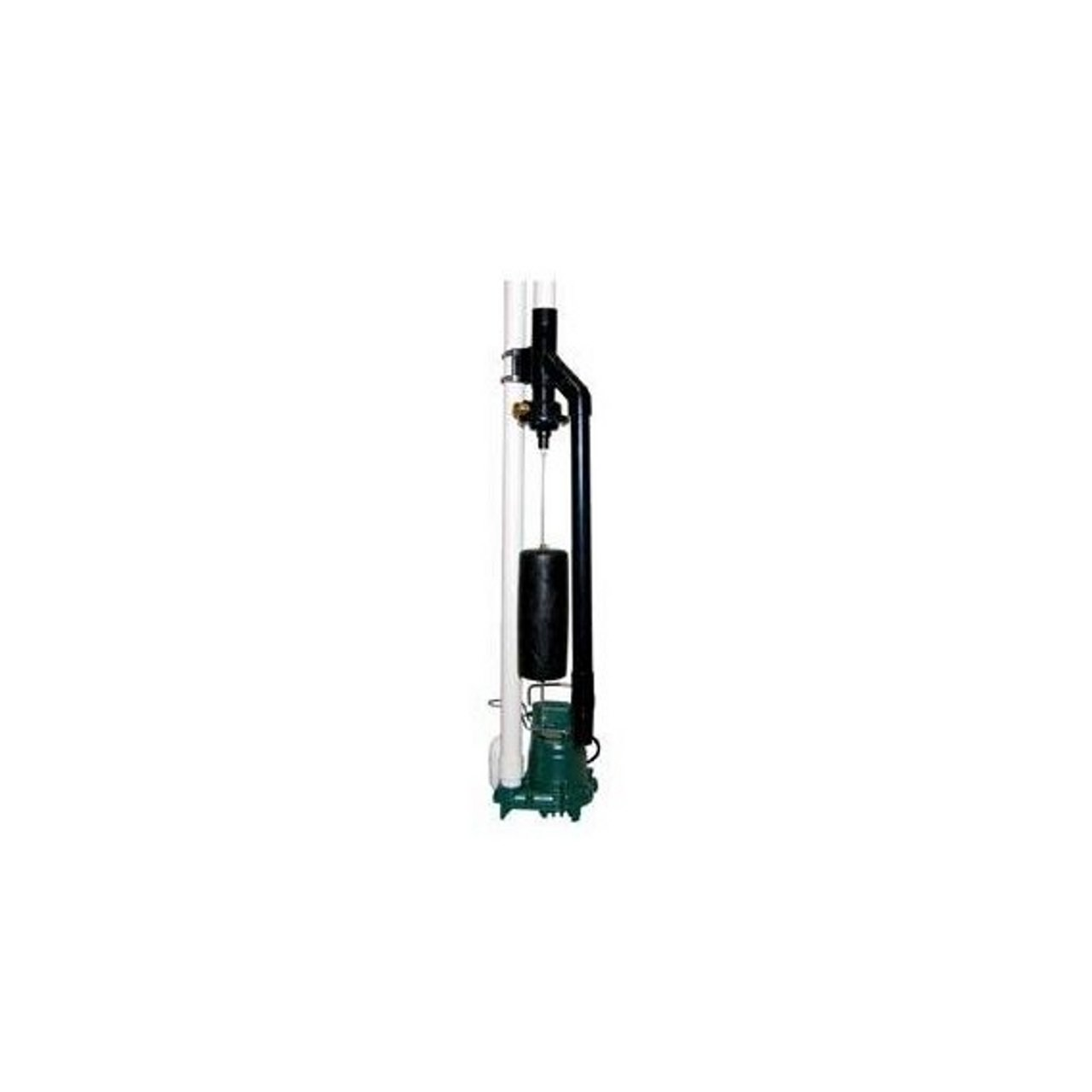 Zoeller 503-0005 Homeguard Max Water Powered Emergency Backup Pump System