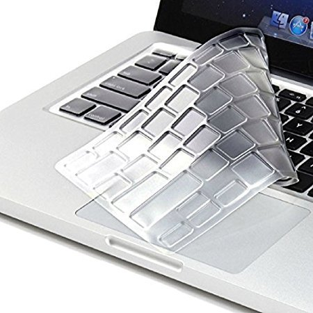 Leze - Ultra Thin Keyboard Protector Skin Cover for Lenovo Y