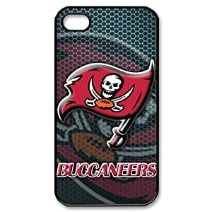 Custom Tampa Bay Buccaneers Case for iPhone 4 4s