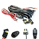 2012 altima fog light kit - iJDMTOY (1) 9005 9006 H10 Relay Harness Wire Kit with LED Light ON/OFF Switch For Aftermarket Fog Lights, Driving Lights, HID Conversion Kit, LED Work Lamp, etc