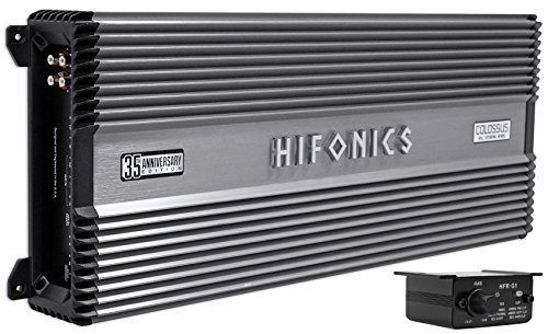 Hifonics Colossus Mount Olympus Series 2-Channel Car Amplifier (Colossus - Olympus Mount