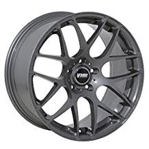 "VMR V710 Gunmetal Wheel (18x8.5""/5x120mm, +35mm offset)"