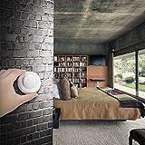 Mini Remote Control Wall Night Light Portable