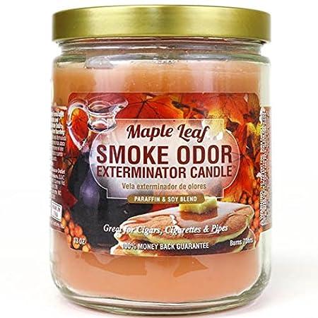 Smoke Odor Exterminator 13 Oz Jar Candle Sandalwood Tobacco Outlet Products SYNCHKG095105