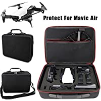 Carrying Case For DJI Mavic Air Accessories, Waterproof Portable Shoulder Bag Handheld Storage Bag Protect Suitcase