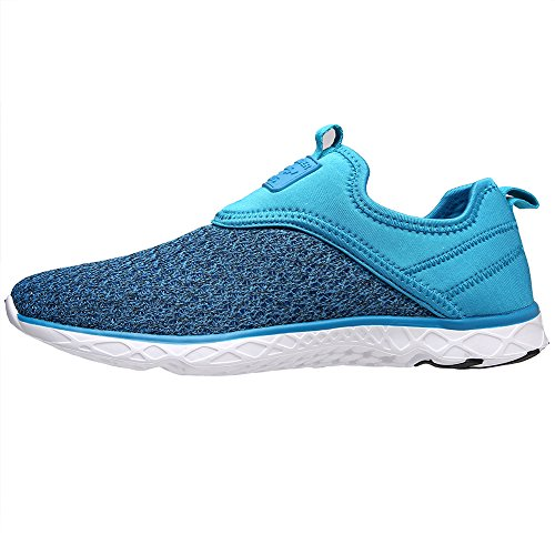 on Blue Slip Athletic Shoes ALEADER Water Women's wPqEFRC
