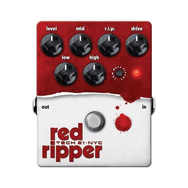 エフェクター画像 TECH21 red ripper