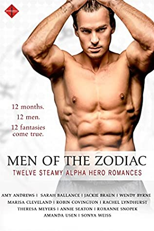 book cover of Men of the Zodiac