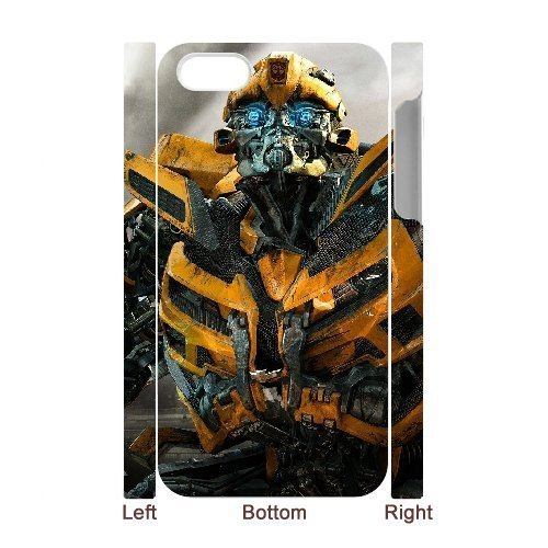 3D Bloomingbluerose Transformers Bumble Bee IPhone 4/4s Cases, - Bumblebee Iphone 4 Case