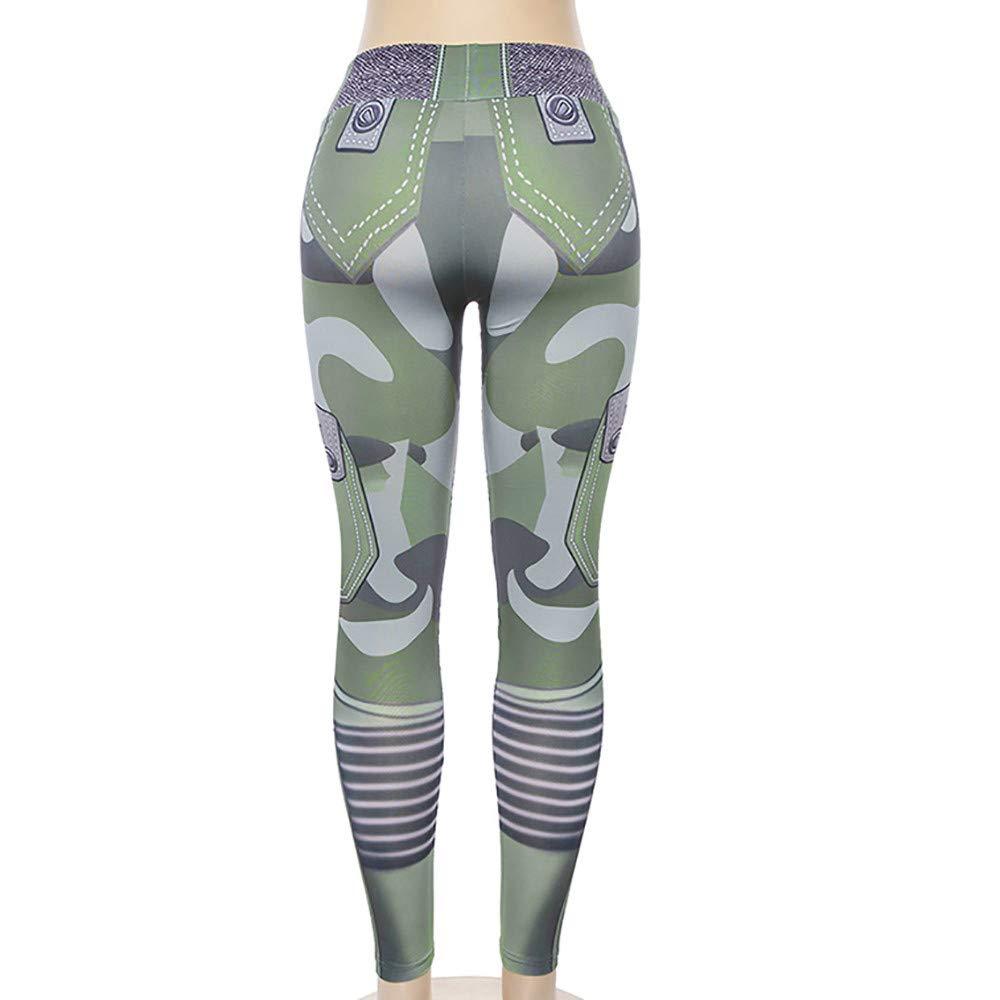 1b2799601da3 Collant Sexy❤Beautyjourney Yoga Legging Collant Sport Femme Legging Taille  Haute Legging Push Up Femmes Mode Workout Leggings Fitness Sports Gym  Running ...