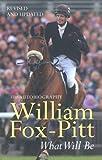 What Will Be, William Fox-Pitt, 0752881698