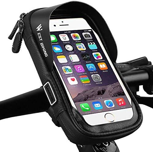 Bicycle Bike Mount Handlebar Phone Holder Grip 360° MICROSOFT LUMIA 950