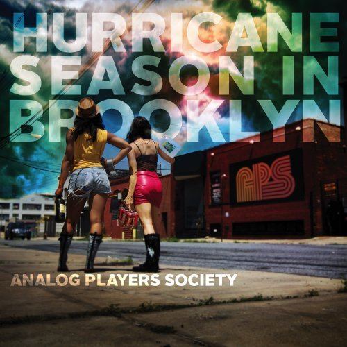 09 Player Series (Hurricane Season In Brooklyn by Analog Players Society (2014-01-09))