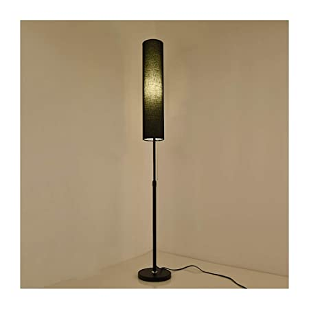 Lámpara LED pie Polo Largo Sala de Estar Moderna Dormitorio Noche ...