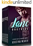 LANE BROTHERS: 5 Books Billionaire Mafia Romance Bundle