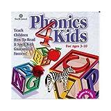Phonics 4 Kids (Ages 3-10)