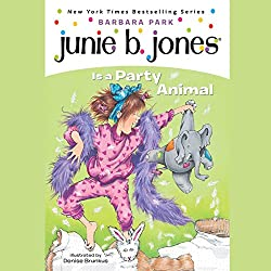 Junie B. Jones Is a Party Animal, Book 10