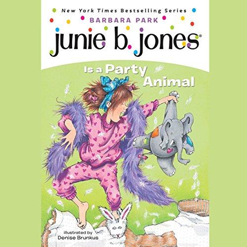 Bt Halloween Costumes (Junie B. Jones Is a Party Animal: Junie B. Jones)