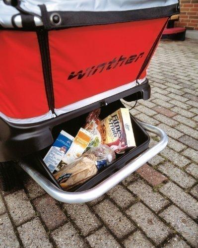 Gepäckkasten für den Turtle Kinderbus von Winther, für den 4-Sitzer oder den 6-Sitzer Turtlebus geeignet