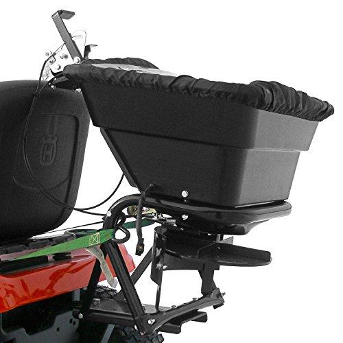 Yard Tuff AS-80LT12 Lawn Tractor Spreader, 12-Volt by Yard Tuff