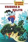 Legends of India - Krishna and Kaliya