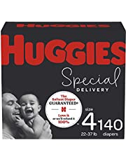 Hypoallergenic Baby Diapers, Huggies Special Delivery