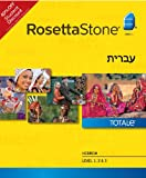 Rosetta Stone Hebrew Level 1-3 Set - Student Price (PC) [Download]