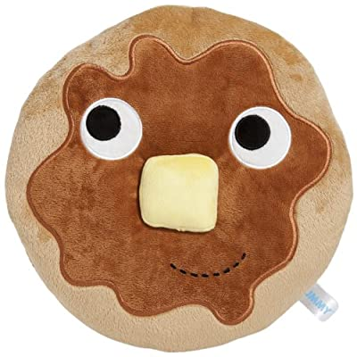 "Kidrobot YUMMY Breakfast Pancake 10"" Plush: Toys & Games"