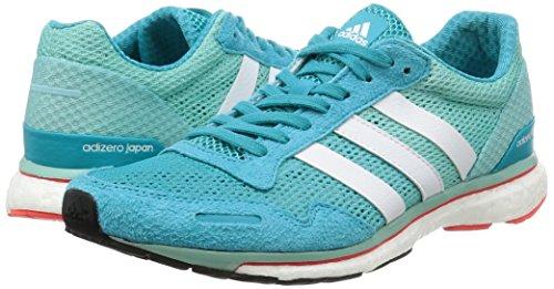 Chaussures W easmin eneblu De Femme Course Adios Multicolore Adidas ftwwht Adizero Txwtgg