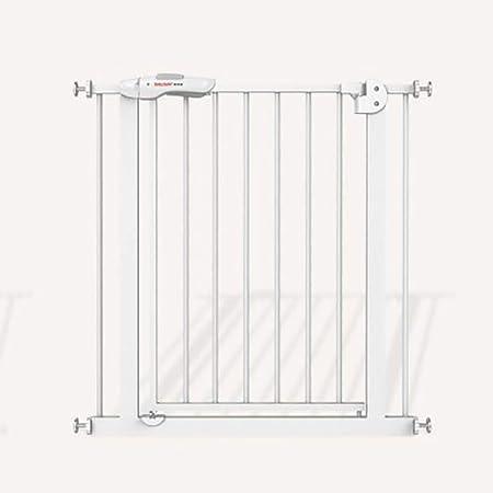 Ccgdgft Seguridad Puerta Corte Libre Escalera Valla 77cm Alto adecuadas for aislar bebé Animales (Size : 285-294cm): Amazon.es: Hogar