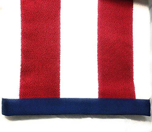 Charisma Resort Beach Towel (AMERICANA /35 in X 70 In)