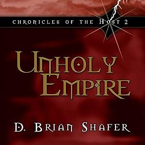 Unholy Empire Audiobook
