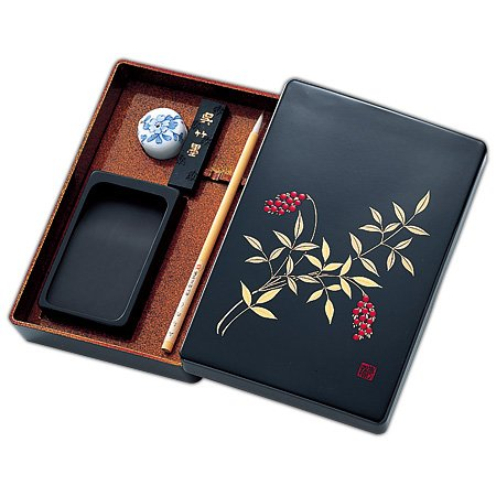 Calligraphy Set. You can Calligraphy with This. (Black KB710, 5sets)