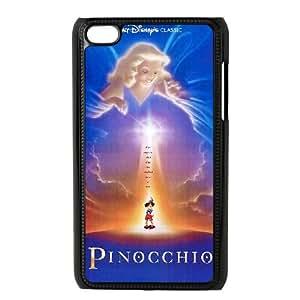iPod Touch 4 Case Black Pinocchio JD7682931