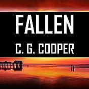 Fallen: Corps Justice Daniel Briggs Series, Book 2 | C. G. Cooper