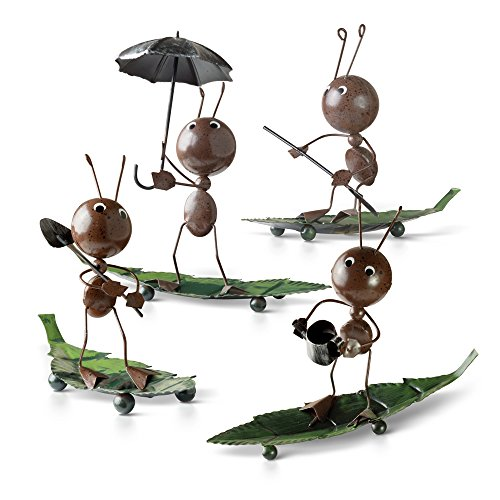 UINSOO Cartoon Ants, Set of 4
