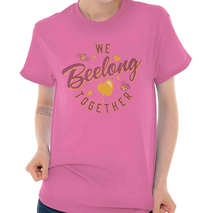 Amazon Com Brisco Brands We Beelong Together Pun Cute Valentines