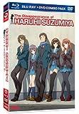 The Disappearance of Haruhi Suzumiya (Blu-ray/DVD Combo)