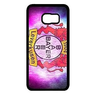 Bayer 04 Leverkusen Fu?ball GmbH Logo Case Design FR54ER5 Hrad Plastic Case Cover For Samsung Galaxy S6 Edge Plus
