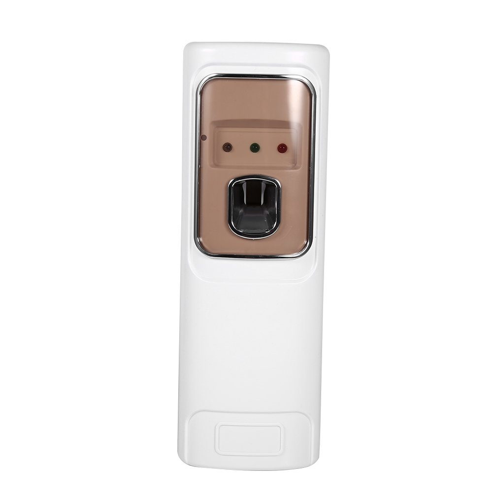 300ml Air Freshener Automatic LED Perfume Aerosol Dispenser Wall Mounted Hotel Indoor