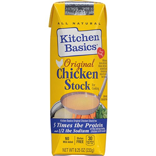 Kitchen Basics Turkey Stock (Kitchen Basics Original Stock, Chicken, 8.25 Ounce (Pack of 12) (Packaging May)
