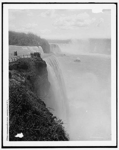 Photo: Prospect Point,water,river,Niagara Falls,NY,Ontario,Detroit - Shopping Falls Niagara Ontario