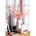 MISSWARM-10-Pieces-377-Long-of-Orchid-Dancing-Lady-Butterfly-Artificial-Flower-Artificial-Flowers-Fake-Flower-for-Wedding-Home-Office-Party-Hotel-Restaurant-Patio-or-Yard-Decoration