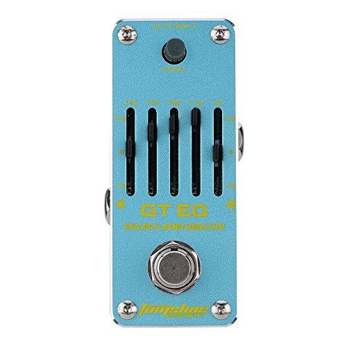 Aroma Housewares AEG-3 GT EQ Analog 5-Band Equalizer Elec...
