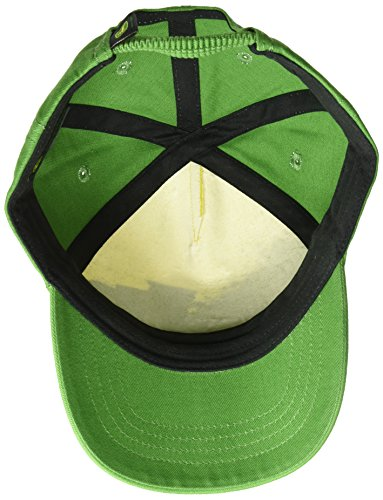 John Deere Boys' Baseball Cap, Green/Yellow, Toddler