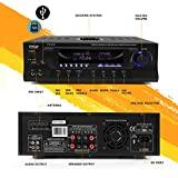 300W Digital Stereo Receiver System - AM/FM