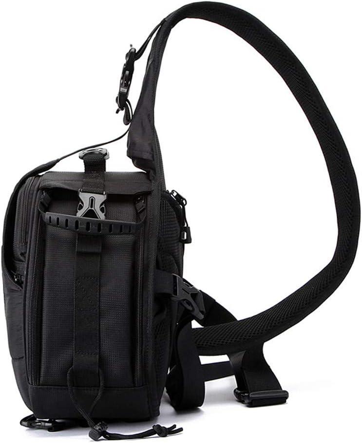 Travel Cable Bag Camera Bag Portable Diagonal Bag Camera Bag Shoulder Camera Bag Triangle Bag Color : Orange